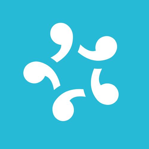 Logo Cyfieithu ar y Pryd